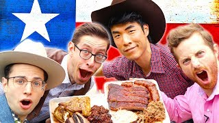 The Try Guys Try Everything In Austin In 48 Hours