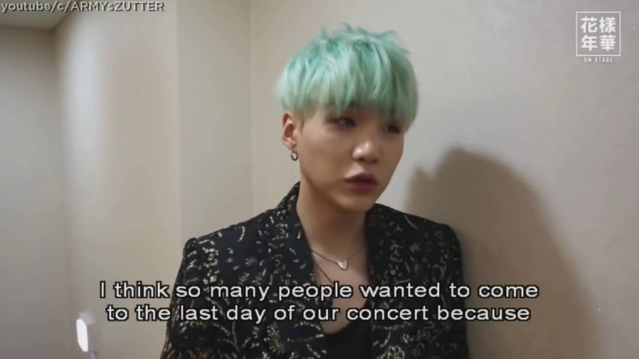 ENG SUB BTS was so tired and exhausted during their last day concert PART 6