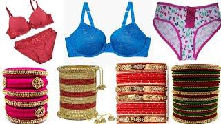 Ladies Undergarments Wholesale | Bangles Wholesale Market | Sadar Bazar Wholesale Market Delhi |