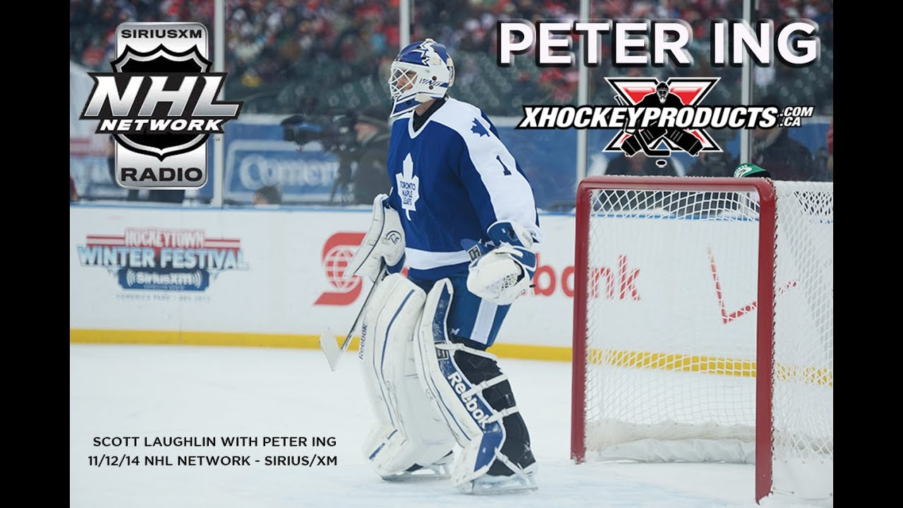 Peter Ing on NHL Network Radio - Hockey Hall of Fame ...