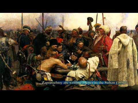 Paintings of the World - Ilya Repin - Part 1