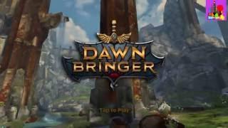 ΔΩΡΕΑΝ Mobile game πρόταση #12 - Dawn Βringer (greek)