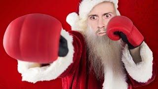 CHRISTMAS VS THANKSGIVING (Gang Beasts)