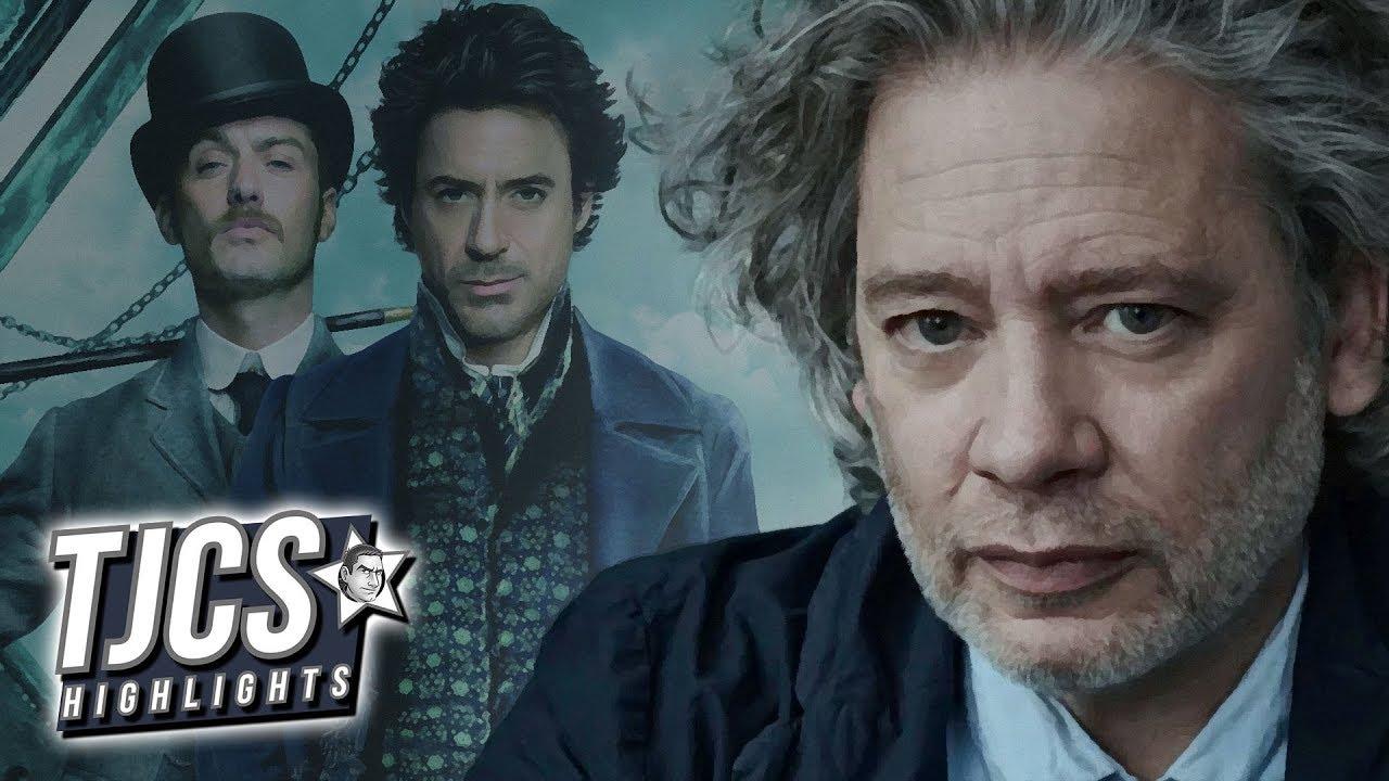 Sherlock Holmes 3 Lands Rocketman Director