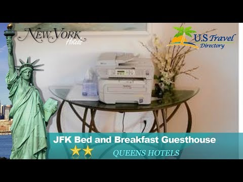 JFK Bed And Breakfast Guesthouse - Queens Hotels, New York