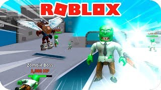 SHOTGUN VS BOTAS?! WHICH IS BEST IN ROBLOX WEAPON SIMULATOR
