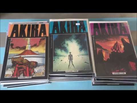 Akira Collecting: The Many & Confusing Options!