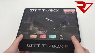 NEWEST MXR PRO OVERVIEW RK3328 CHIP 4G+32G ANDROID 7.1 TV BOX