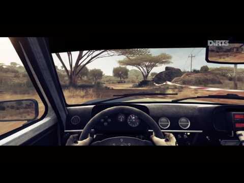 Opel Kadett Rallye Kenya rp