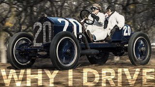 Driven Dirty: 100-year old race cars saved from life in museum | Why I Drive #14