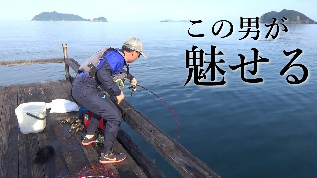 怪物が潜む筏であの男が本気出したら釣果がヤバ過ぎた…!!