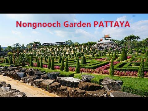 Nongnooch Garden at Pattaya, Visit Thailand 17