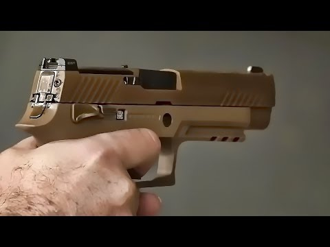 M17 Pistol • The U.S. Army's New Modular Handgun