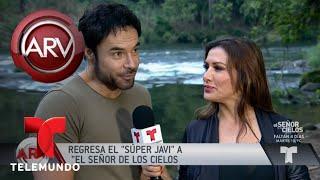 Alejandro López regresa a El Señor de los Cielos | Al Rojo Vivo | Telemundo