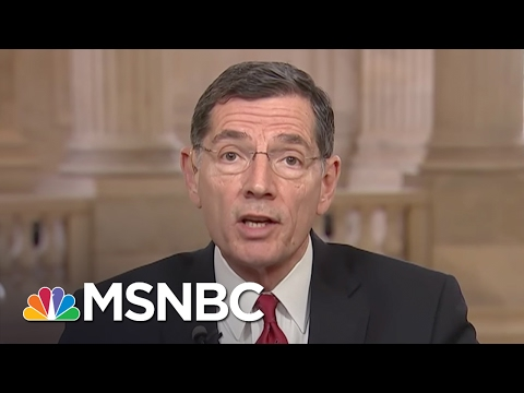 Senator John Barasso: It Was Right Move For General Michael Flynn To Resign | MSNBC