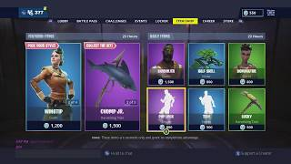 'NEW' BOO THE NEW SKINS ARE YUCKY... BOUTIQUE D'ARTICLES FORTNITE 12 DÉCEMBRE 2018