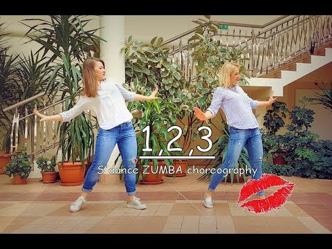 Sofia Reyes - 1, 2, 3 (feat. Jason Derulo & De La Ghetto) | S † dance ZUMBA choreo