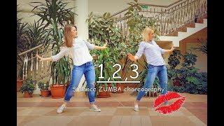 Sofia Reyes - 1, 2, 3 (feat. Jason Derulo & De La Ghetto) | S'dance ZUMBA choreo