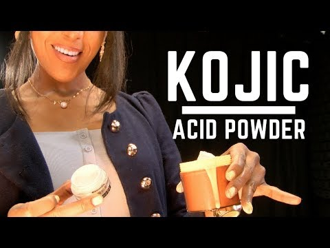 Kojic Acid Cream - How To Mix Kojic Acid Powder Into Any Lotion