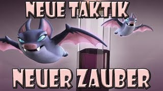 FLEDERMAUS ZAUBER SAU STARTK RH9 / RH10 / RH12 | Let´s Play CoC/ Clash of Clans | Deutsch/ German