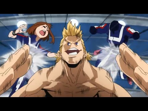 Boku no Hero Academia Season 3「AMV」-  Outside