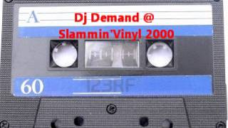 Dj Demand @ Slammin