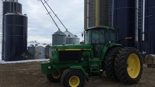 Last Serial No. John Deere 4760 Tractor Found in Iowa