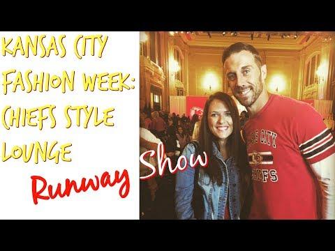 Kansas City Fashion Week - Chiefs Style Lounge Runway Looks