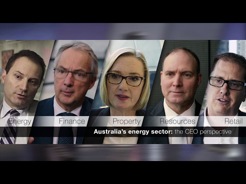 Australia's energy sector: The CEO perspective