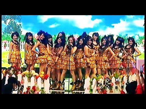 JKT48 - Heavy Rotation @ MNC TV 22th Anniversary [13.10.20]