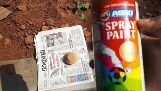 Abro Spray Paint Unbox & Review