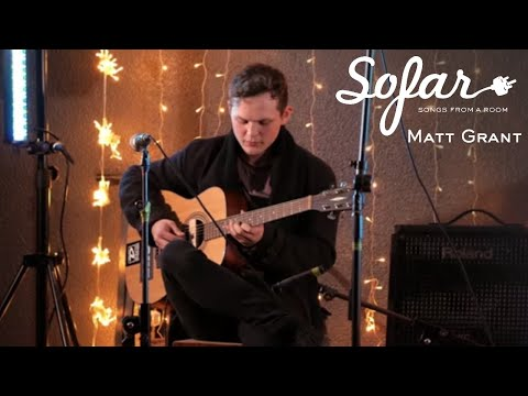 Matt Grant - With or Without You (U2 Cover) | Sofar Durham