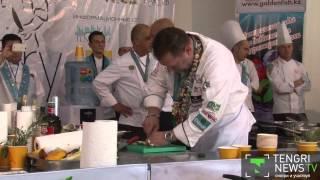 Шеф-повар Мадонны и Майкла Джексона приехал на кулинарный