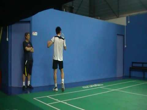 BSC-LinDan,China(Training@BSC Sports Club,Serdang,Malaysia(PART 2)