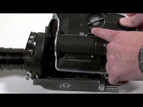 Arri-S 16mm Motion Picture Camera