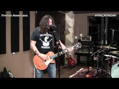Van Halen's Ain't Talkin' 'Bout Love covered by Phil X (Bon Jovi) and The Drills