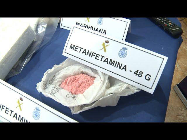 Desmantelan un laboratorio de cocaína en Valencia
