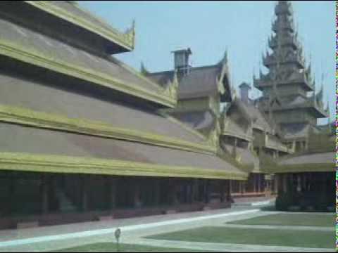 Mandalay Palace .. Mandalay, Myanmar.mpg