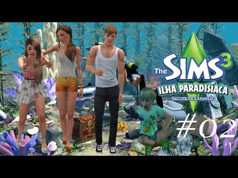 mini imagem the sims 3 ilha paradisiaca