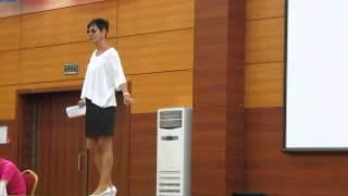 Ирина Хакамада, тренинг, 'команда моей мечты' бизнес, отзывы