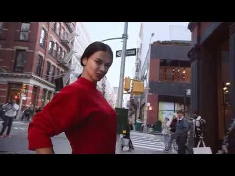 BECAUSE. SCHUTZ starring Adriana Lima // Part #1
