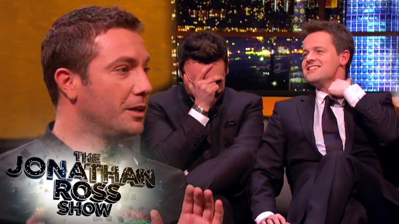 Download Gino D'Acampo Finally Takes His Revenge On Ant & Dec   The Jonathan Ross Show