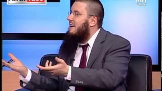 حلقة ويّاكم 17- د. محمد العوضي - اليمين المتطرف حوار مع أوسكار فرايزنج 2- رمضان 15/7/2014
