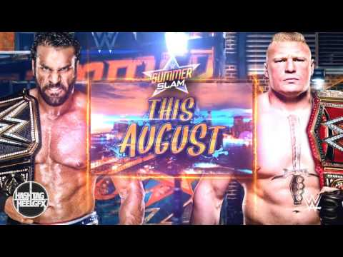 2017: WWE SummerSlam Official Promo Theme Song -