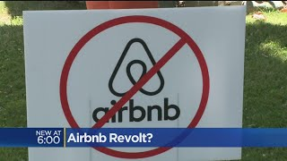 East Sacramento Residents Not Happy With Airbnb Rentals