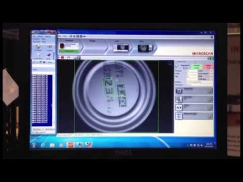 High Speed Ocr Barcode Reading On Cans 600ppm Youtube