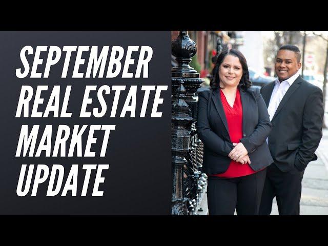 🏡 🔑 September Real Estate Market Update