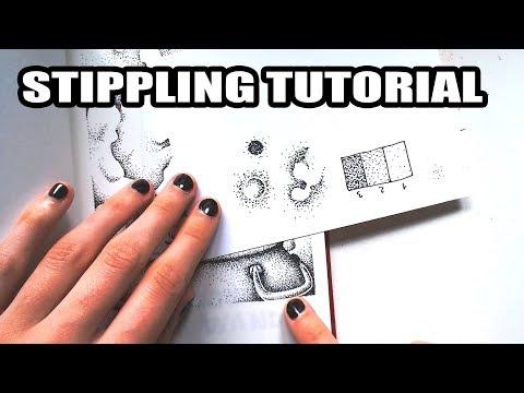 Stippling Tutorial
