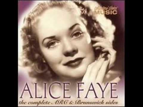 Alice Faye  Wake Up and   1937