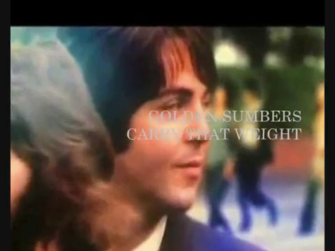 THE BEATLES GOLDEN SLUMBERS SUNG BY PAUL McCARTNEY LIVE